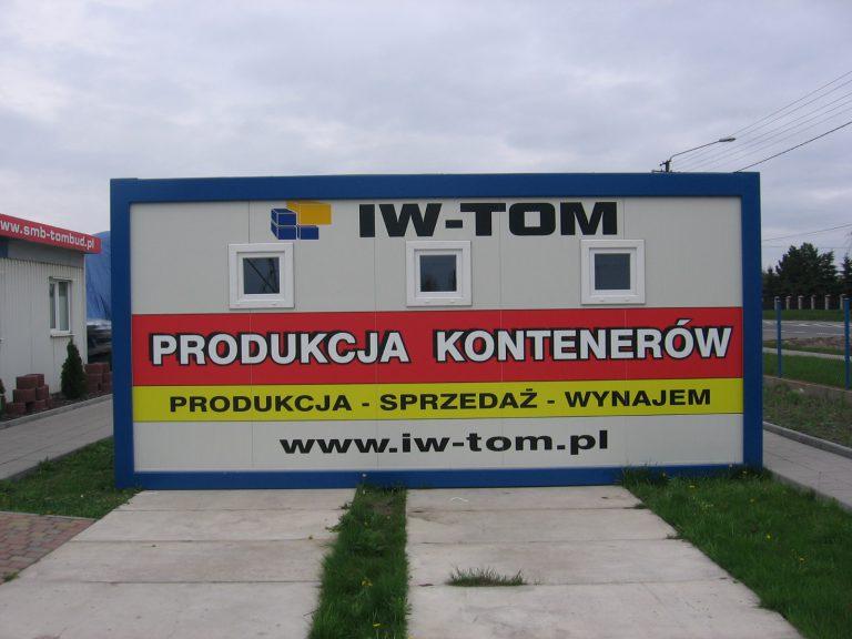 Reklama nietypowa Włocławek